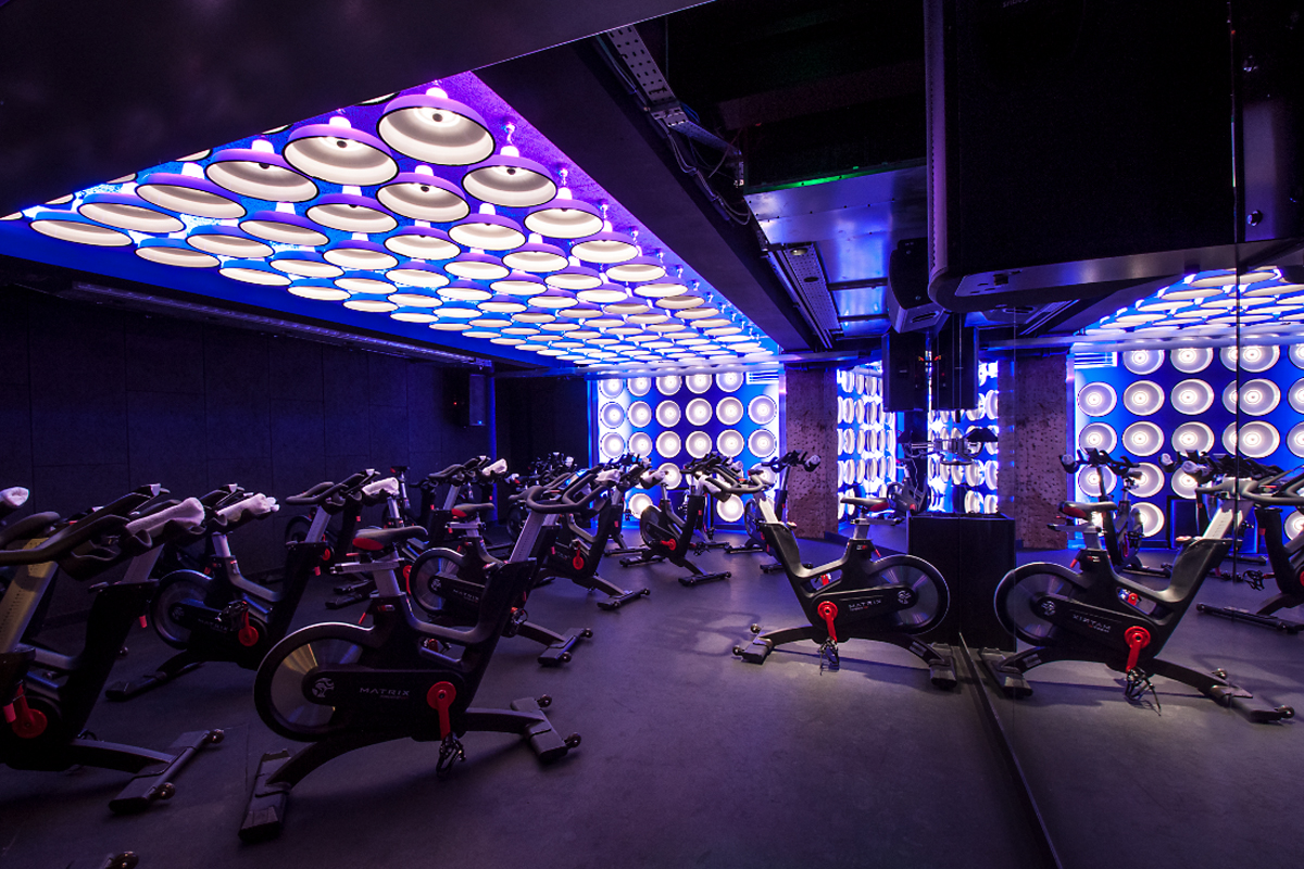 Must visit indoor cycling studios in london the warm up